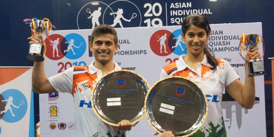 Men's // Women's Asian Squash Championship 2019