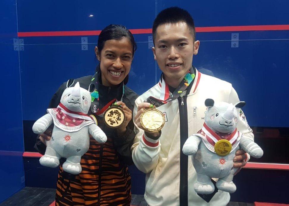 Men's // Women's 18th Asian Games 2018