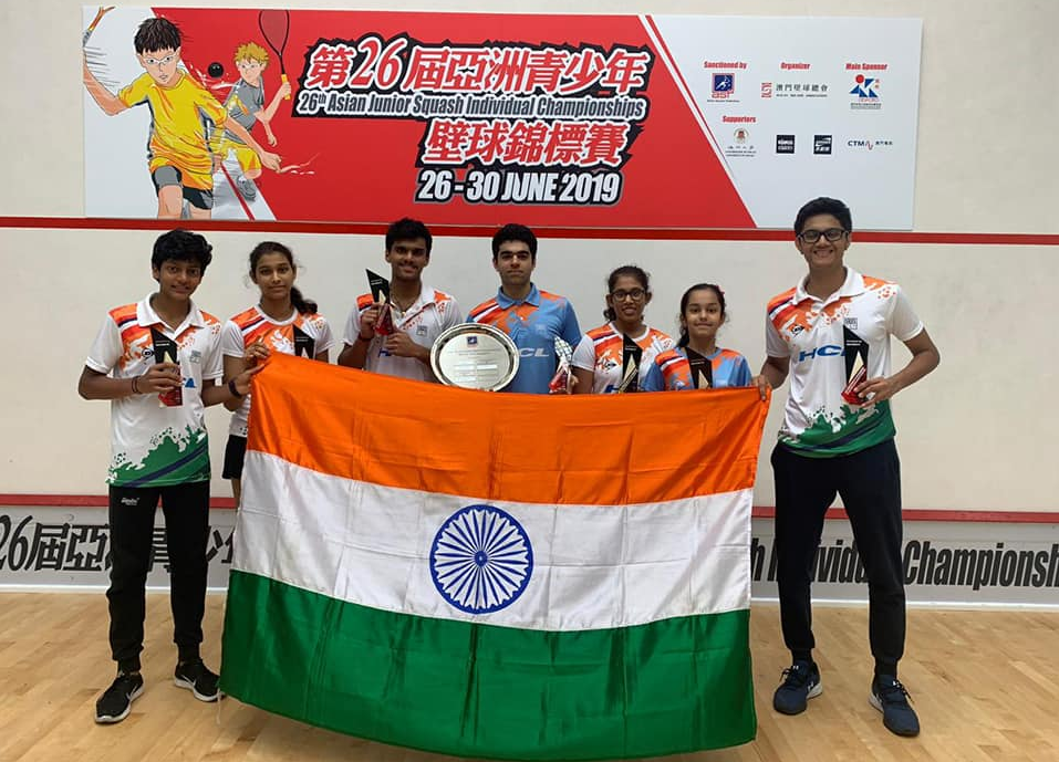 Asian Junior Squash Championship 2019