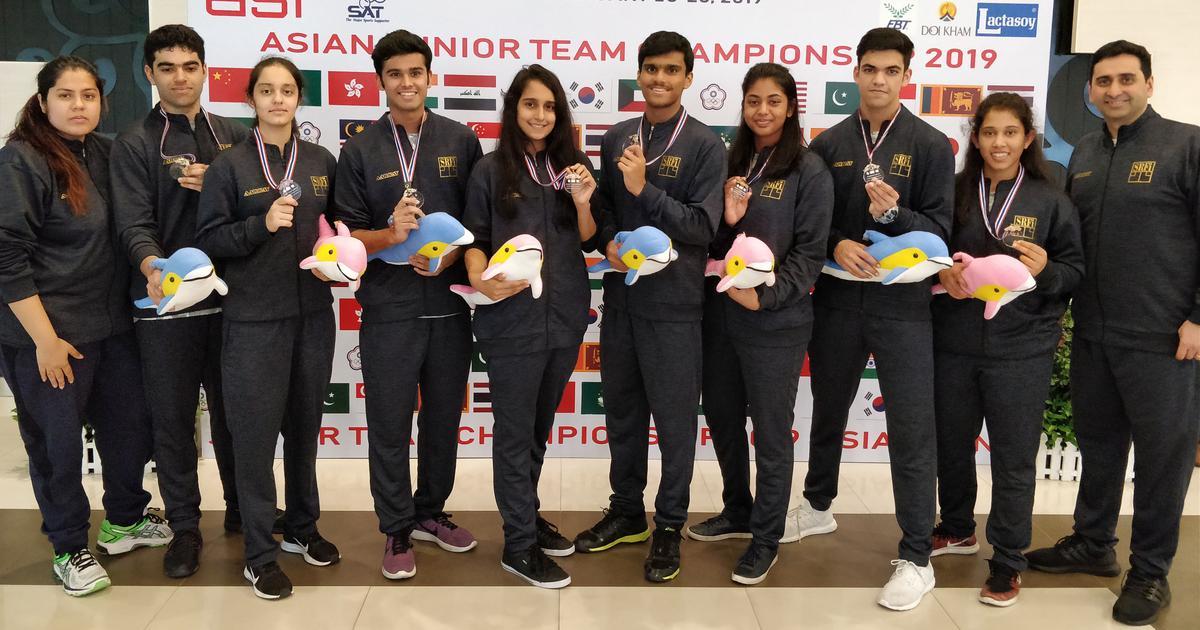 19th Asian Junior Men's/Women's Team Championship 2019