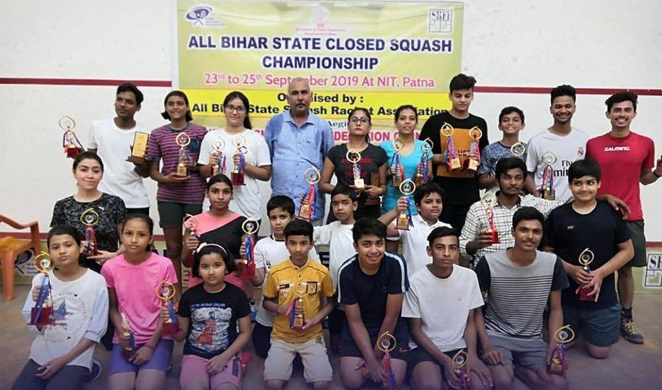 All Bihar State Closed Championship 2019