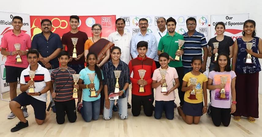All India Ecole Globale Uttarakhand Squash Championship
