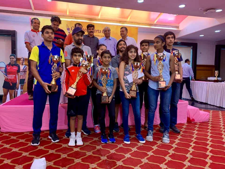 GSC All India Squash Open