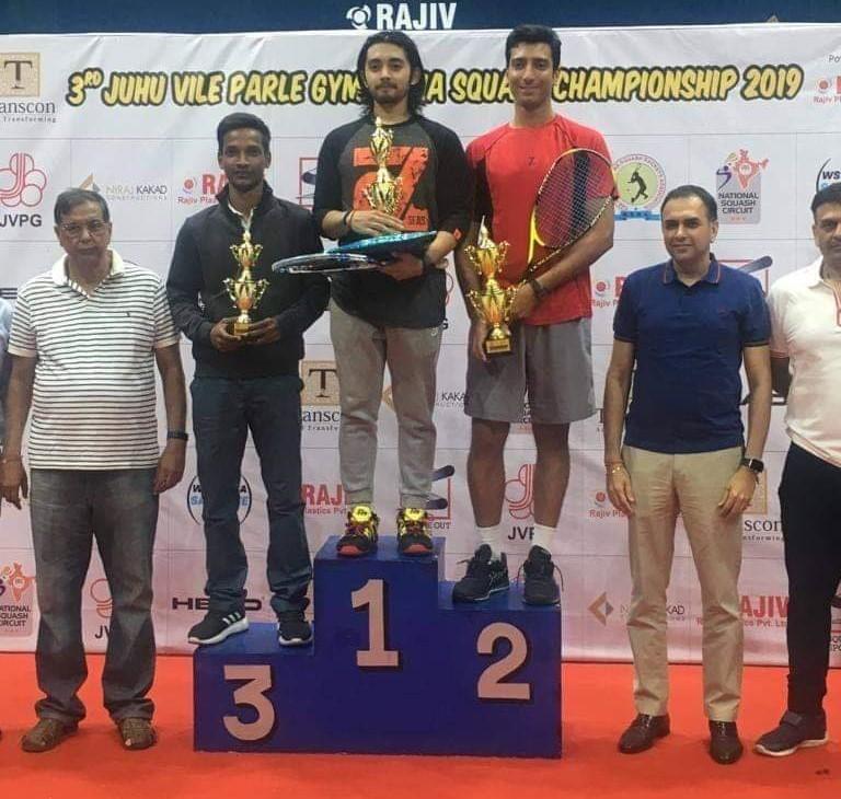 3rd Juhu Gymkhana Squash Championship 2019