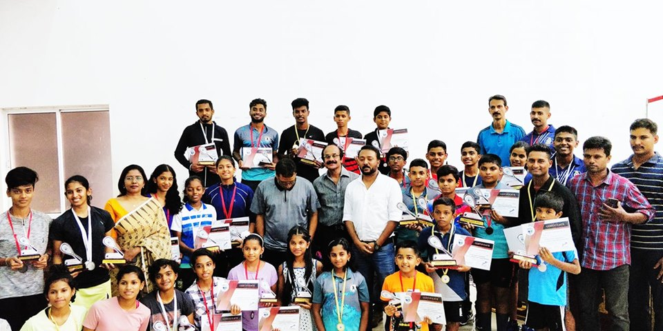 Kerala State Closed Championship 2019