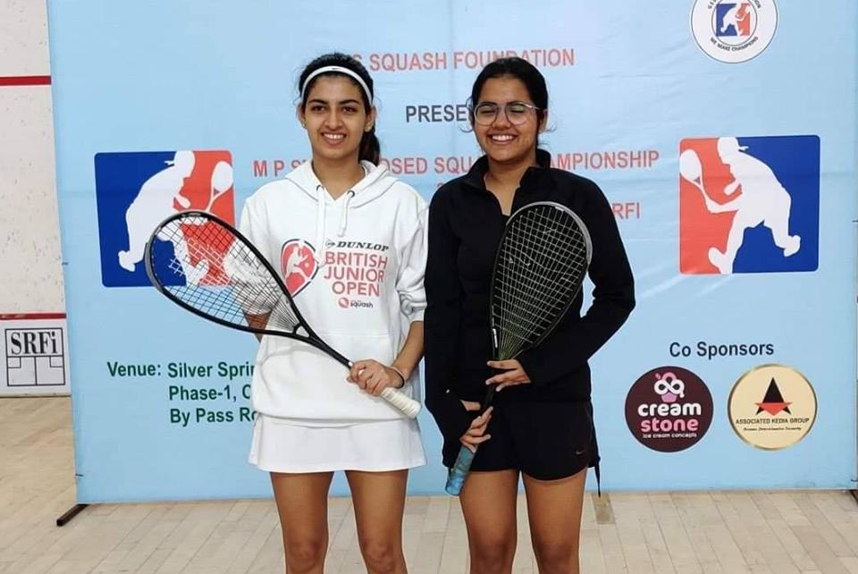 Madhya Pradesh State Squash Closed Championship 2019