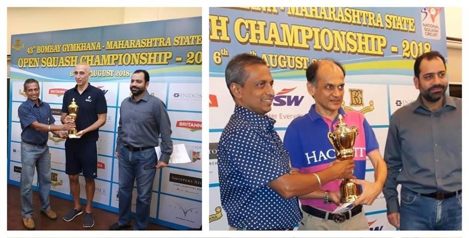 43rd Maharashtra State Open Squash Championship 2018