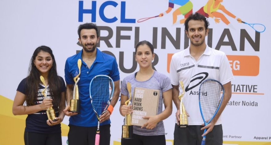 Men's // Women's SRFI Indian Tour Delhi Leg 2019