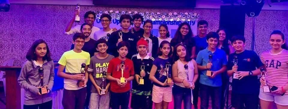 IDBI Federal Bangalore Club Masters 2019