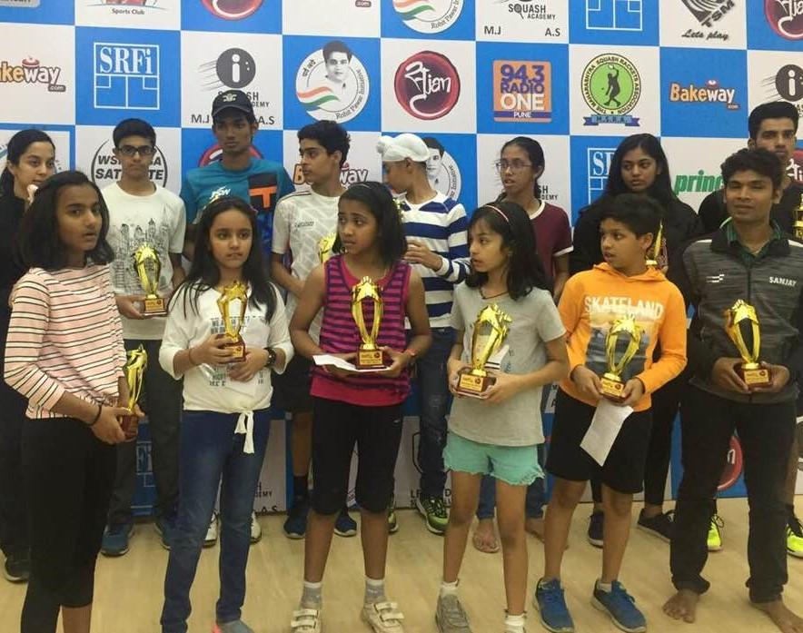 ISPSquash Pune Junior and Senior Squash Championship