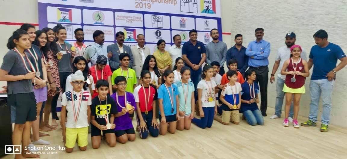 Maharashtra State Squash Closed Championship