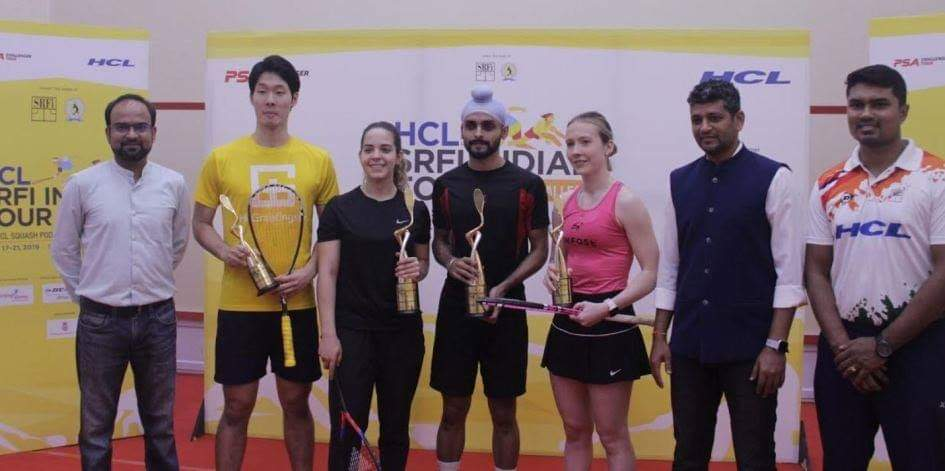 Men's // Women's SRFI Indian Tour Mumbai Leg 2019