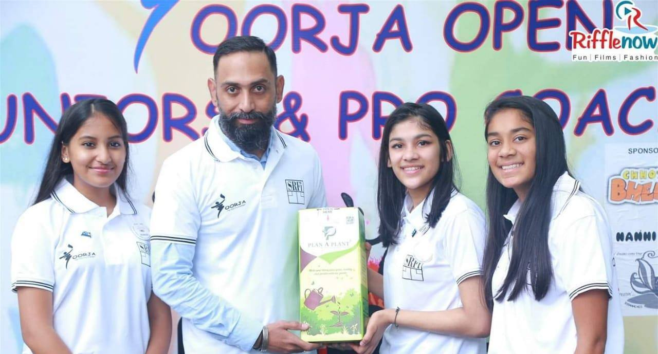 OORJA JUNIOR AND PROFESSIONAL SQUASH OPEN