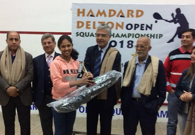 Hamdard Delton Squash Open