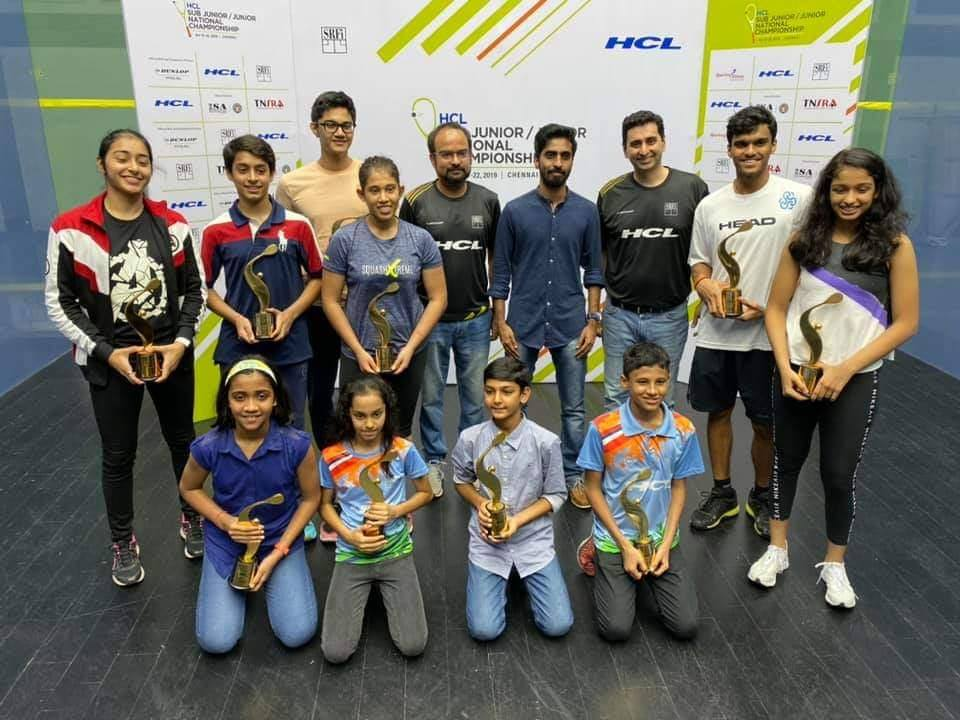 HCL Sub Junior & Junior National Championship