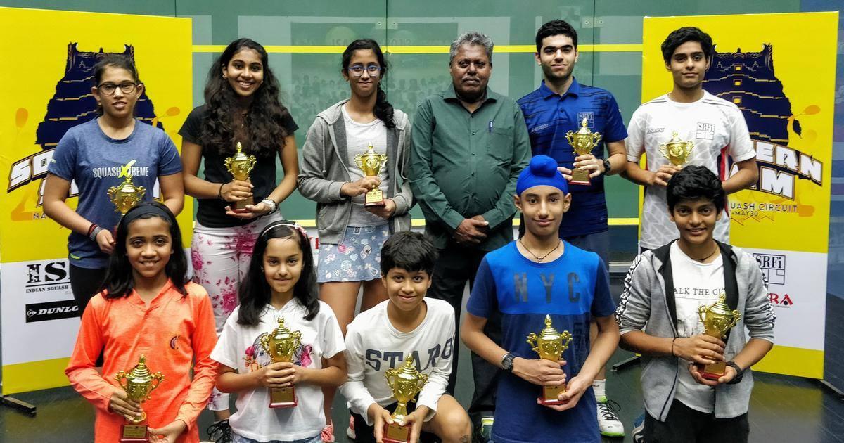 Southern Slam Squash Junior Championship