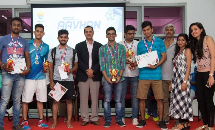 IIT-Syska Squash Championship