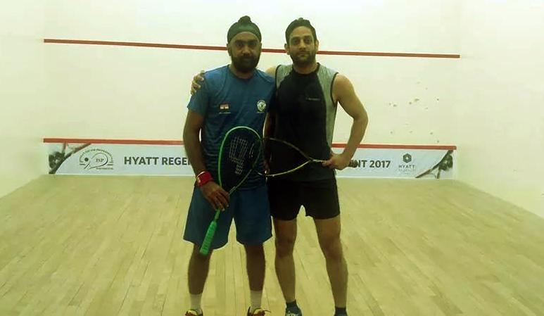 Hyatt Regency Mumbai Squash Tournament 2017