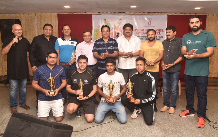 Pratik Enterprises Doubles Handicap